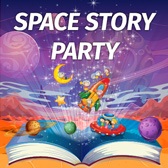 Space Story Party